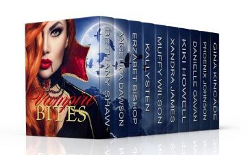 Vampires Bites Boxed Set